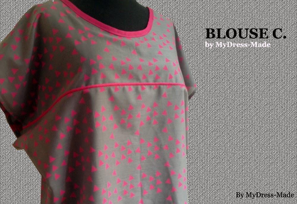 Blouse C. by MDM