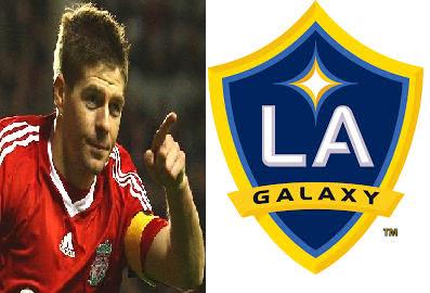 Steven Gerrard Sah Milik LA Galaxy