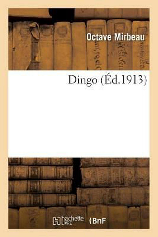 """""""Dingo"""", Hachette Livre BnF, 2016"""