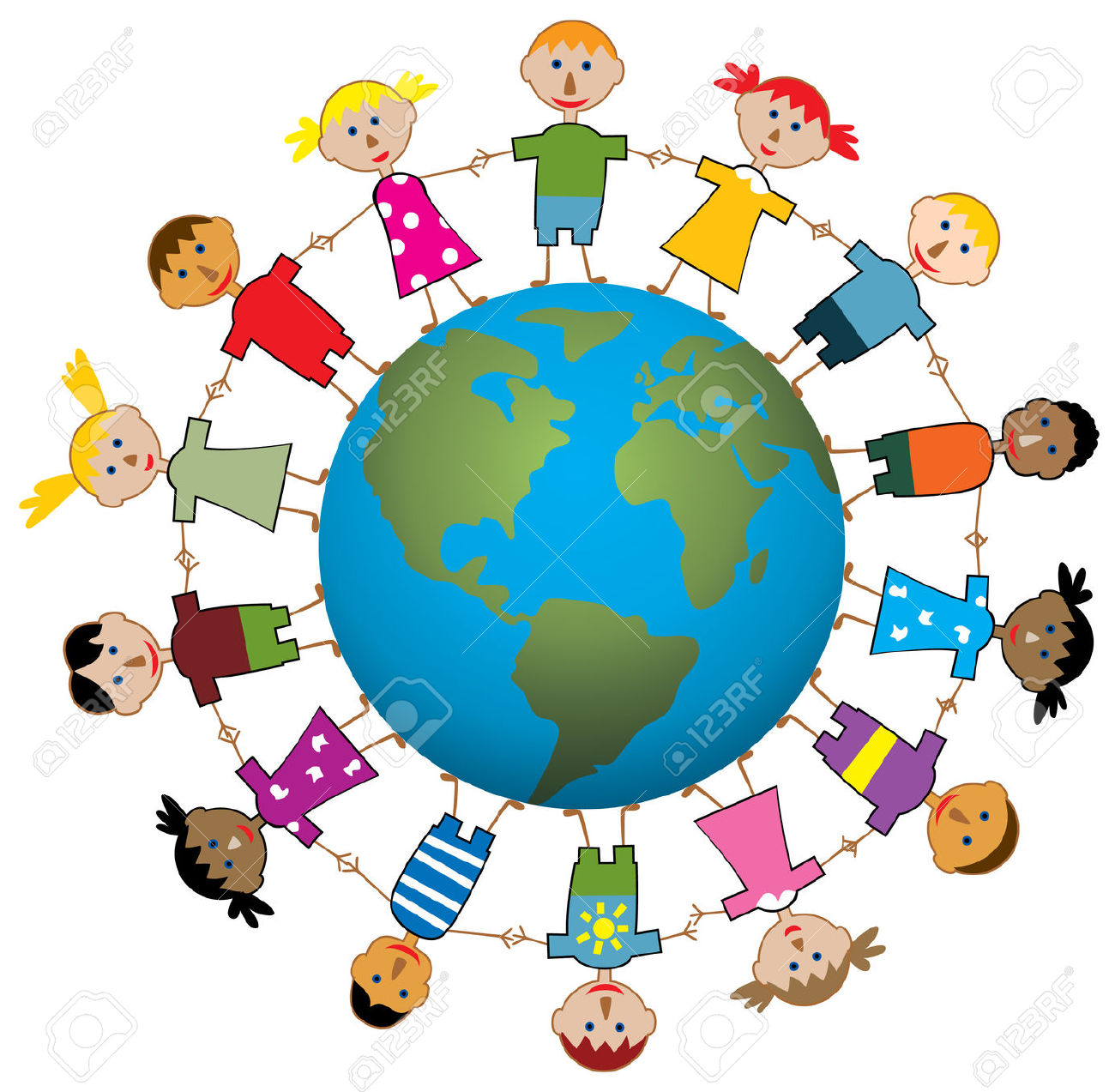 Image result for children around the world