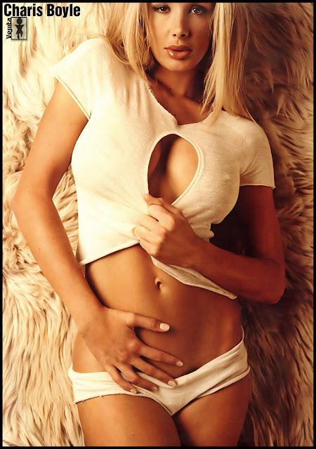 Hot Model Charis Boyle