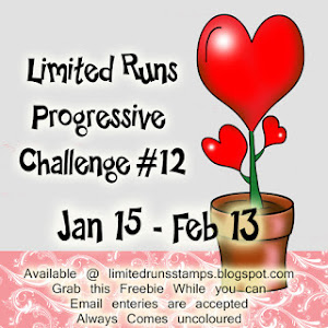Limited Runs Progressive Challenge
