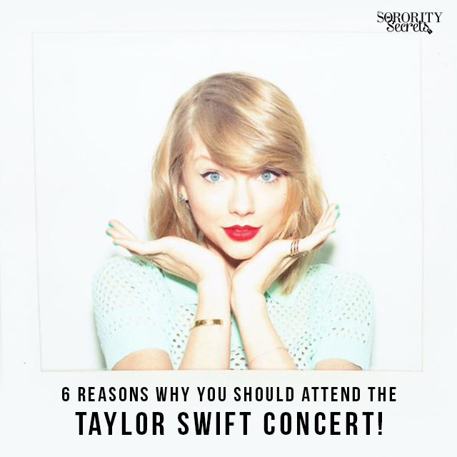 The sorority secrets 6 reasons why you should attend the taylor swift