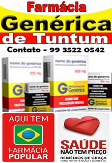 FARMACIA GENÉRICA DE TUNTUM