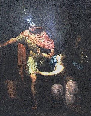 odysseus circe maurer