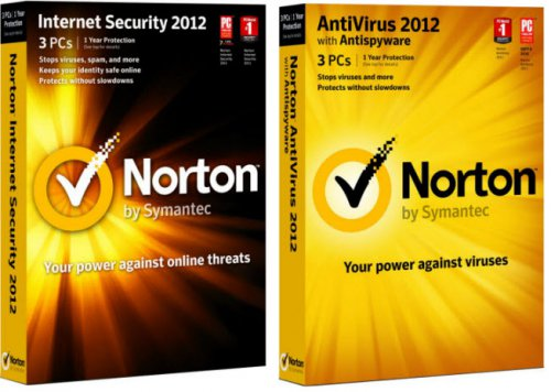 Key Norton Internet Security™ 2012 1 năm