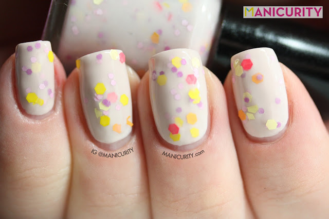 Manicurity | Polish Addict Nail Color = Beachy Keen