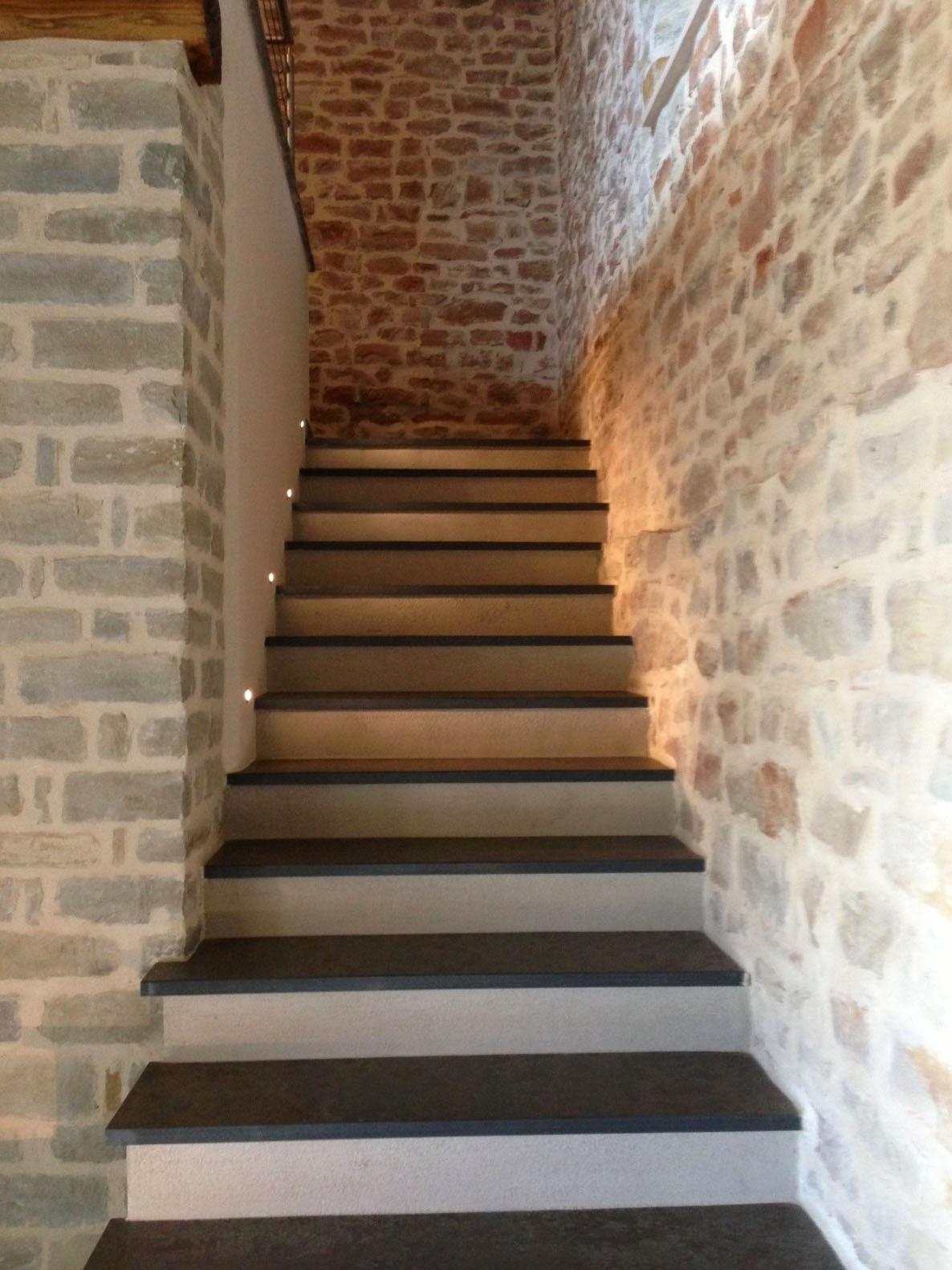 Illuminazione led casa castino illuminazione led nella for Faretti da parete
