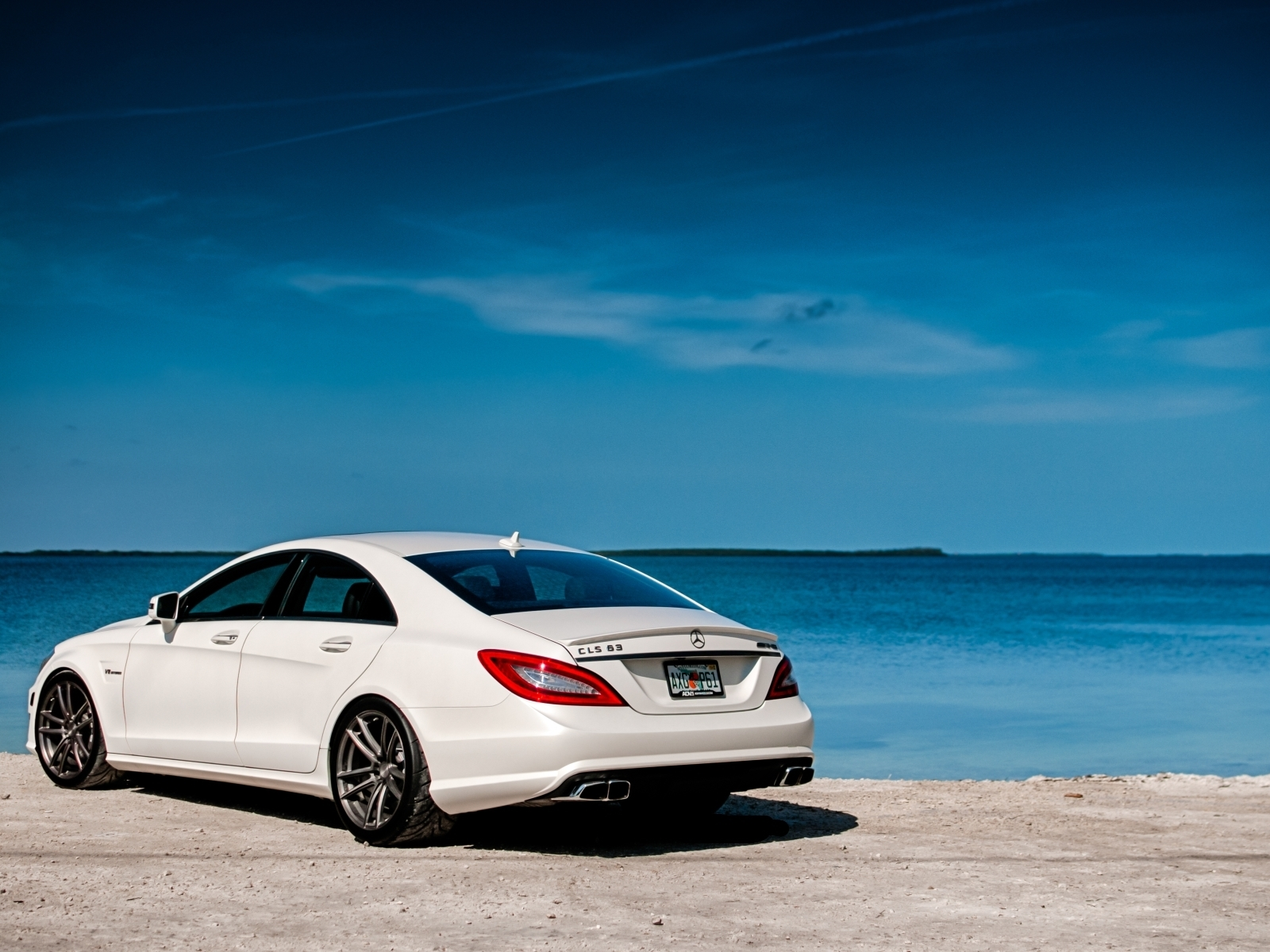 The most expensive cars mercedes benz cls 63 for Mercedes benz most expensive car