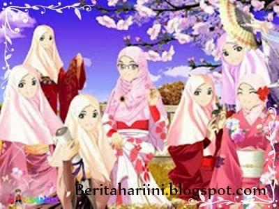 Rahasia wanita  muslimah yang berselimut iman