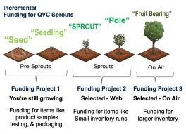 QVC Sprout growth