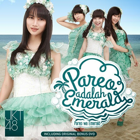 cover-single-ke-sembilan-jkt48-pareo-wa-emerald