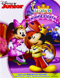 La casa de Mickey Mouse: Minnie-Cienta (2014)