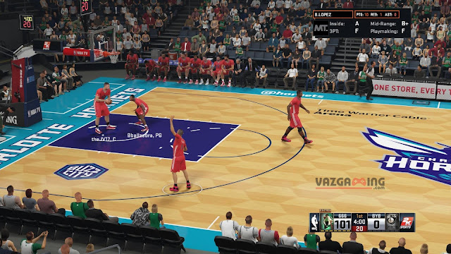 NBA 2K16 Gameplay 1