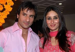 Saif and Kareena Married