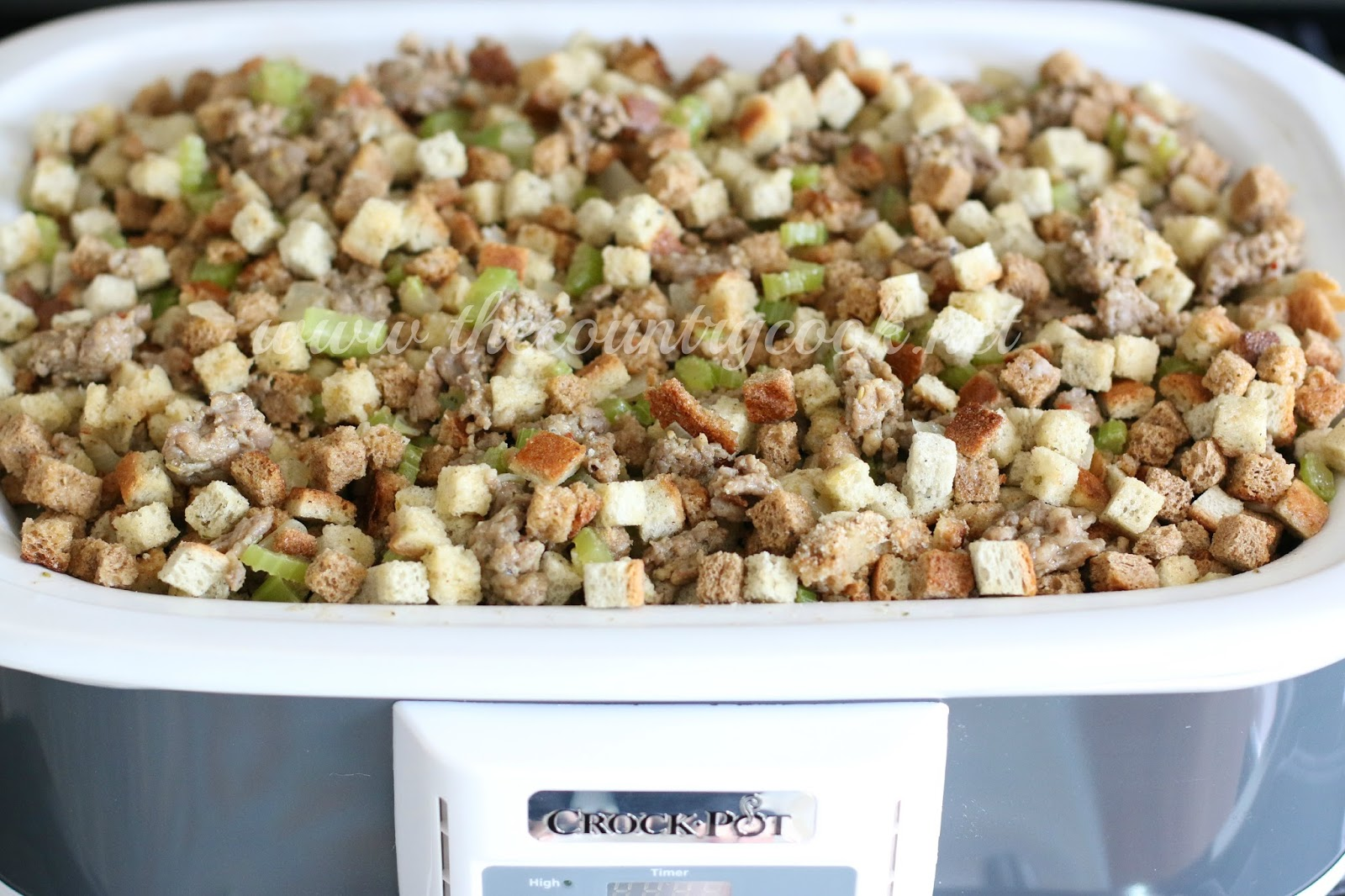 Old fashioned bread stuffing 56