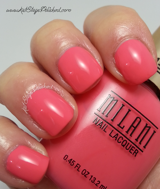 Milani Gold Label - Splendid Strawberry