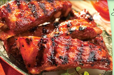 Finger Linkin Ribs Recipe