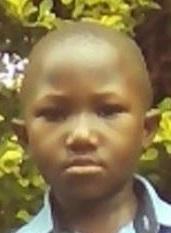 Sandra - Uganda (UG-153), Age 6
