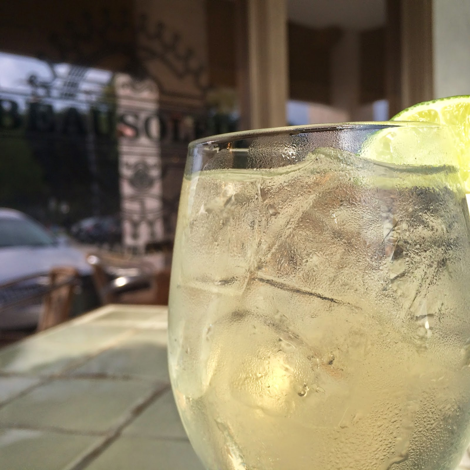 Beausoleil Gin & Tonic