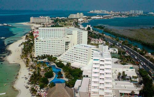 hotés em Cancun