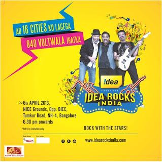 Shankar Ehsaan Loy Live concert in Bangalore