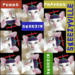 Purr Hard for Skeezix