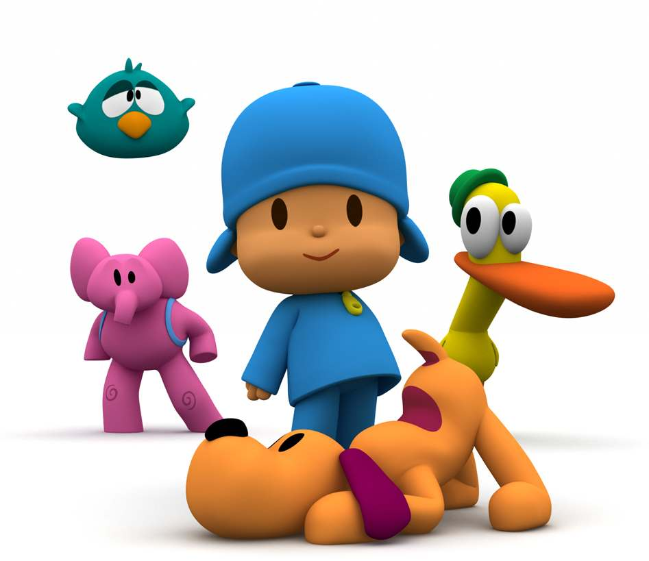 pocoyo videos en espanol latino