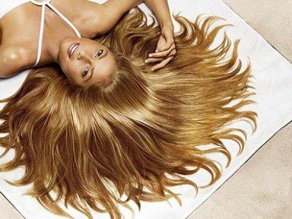 Las máscaras para el crecimiento de los cabello para los cabellos colorados