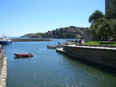 Marina of Collioure