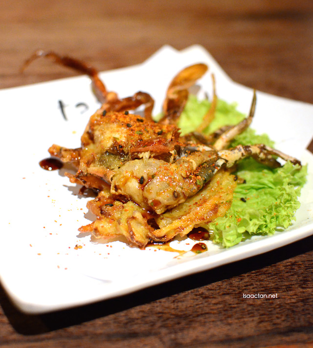 Soft Shell Crab Kaarage