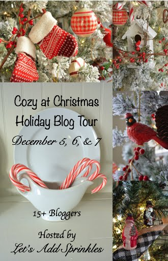 Happy to be joining Cozy at Christmas Blog Tour