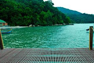 Kampung Nelayan Teluk Bahang