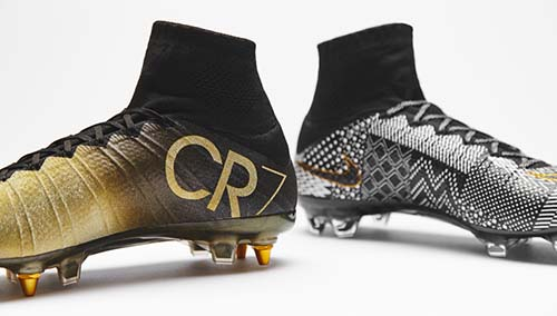 Nike Superfly CR7 IV Rare Gold
