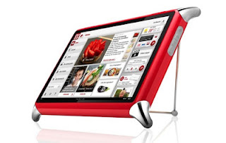 Mengintip Qooq Tablet Kuliner Pertama di Dunia