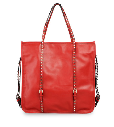 Valentino Rockstud Tote