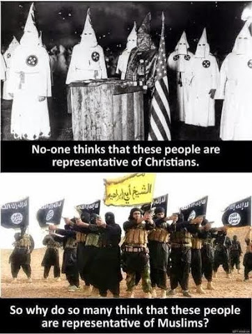 KKK and ISIS