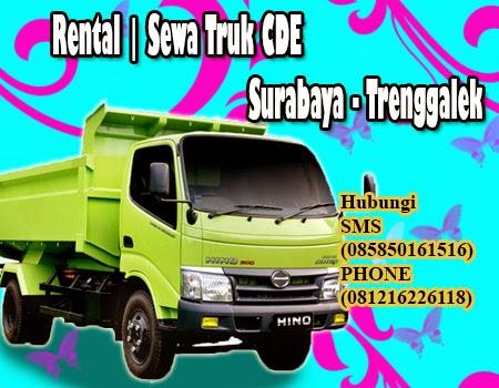 Rental | Sewa Truk CDE Surabaya - Trenggalek