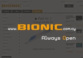 Bionic Electronics - Always Open