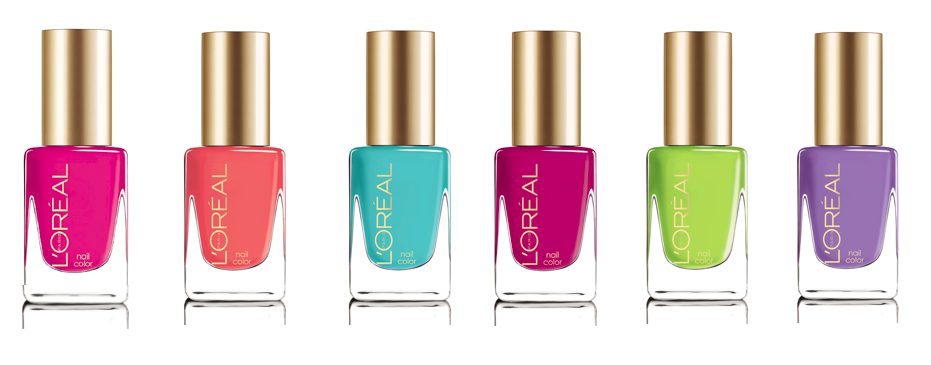 L\'Oréal Colour Riche Nail Colour - with swatches! | Beauty Crazed in ...