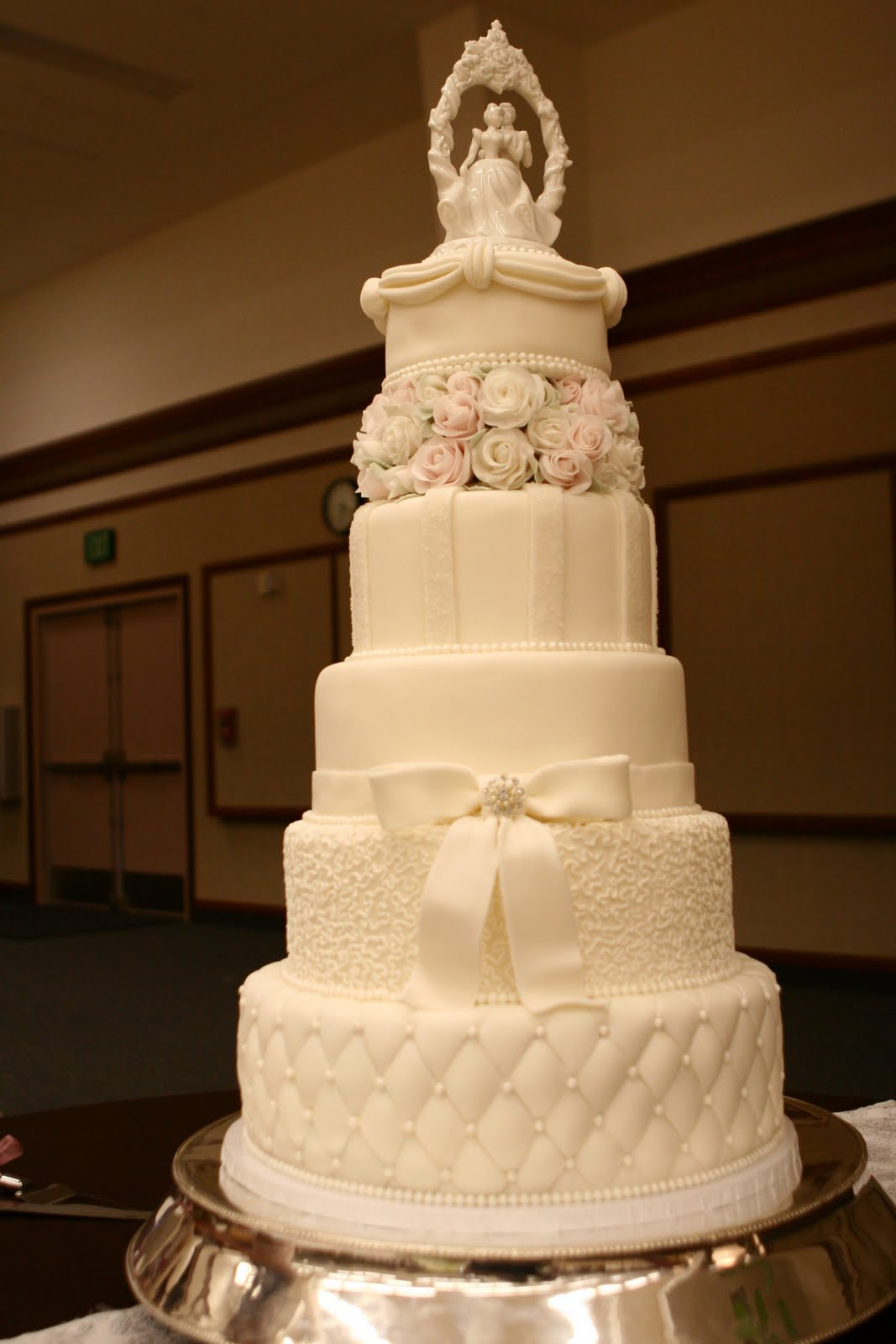 Elizabeth\'s Cakes: Wedding Cake Pictures