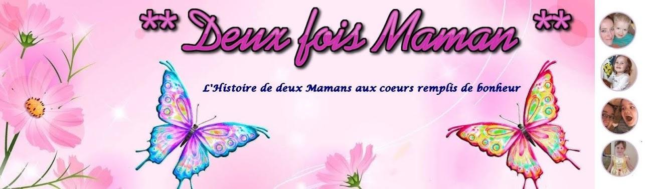 Deux fois Maman : blog famille, grossesse, enfants, bons plans et parents !