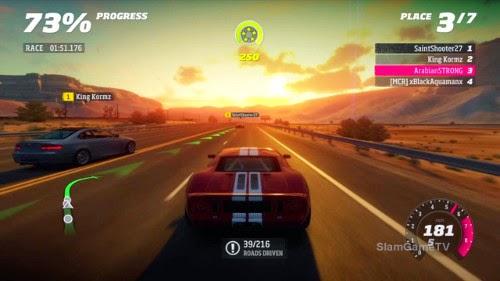 Forza Horizon 2 Gameplay