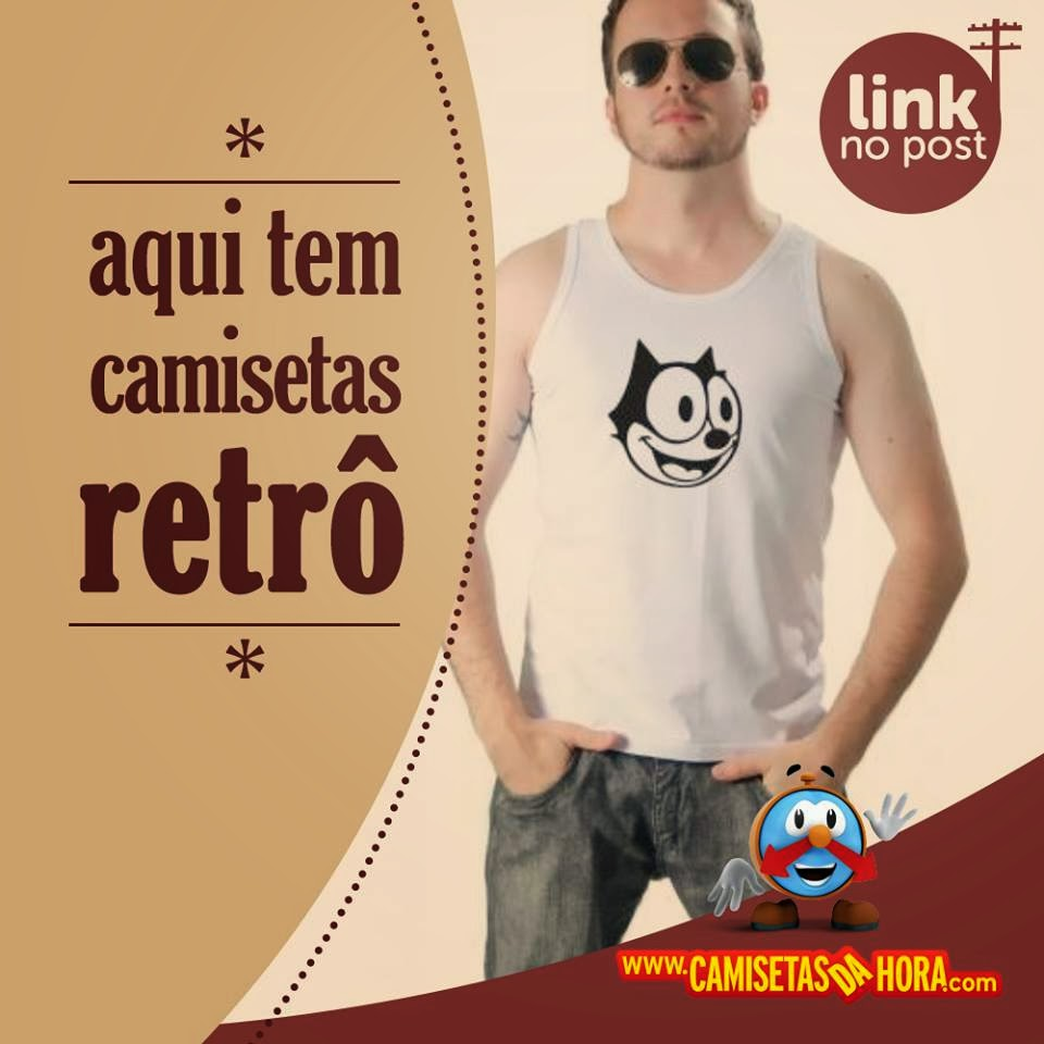 camiseta-retrô