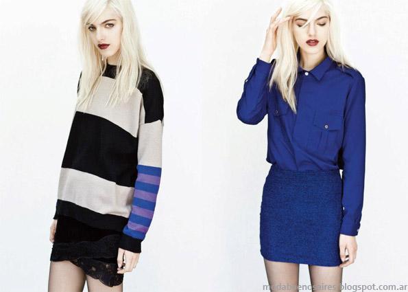 AY Not Dead invierno 2013 Moda camisas
