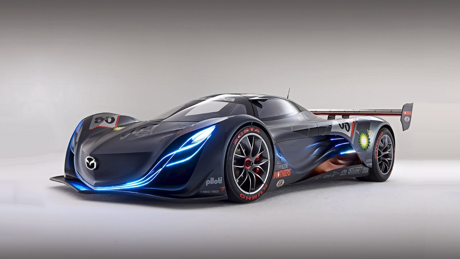 free cars hd mazda furai hd wallpapers. Black Bedroom Furniture Sets. Home Design Ideas