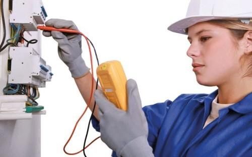 Profesiones de g neros ejemplos de trabajos no for Trabajo de electricista en malaga