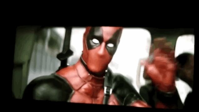 MOVIES: Deadpool - Test Footage Video