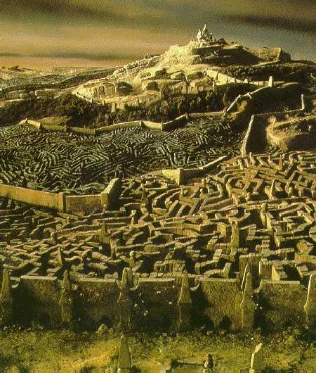 DMG 42: Labyrinth of the Underdark Labyrinth 1986 Poster