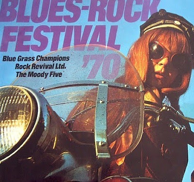 blues rock festival 1970